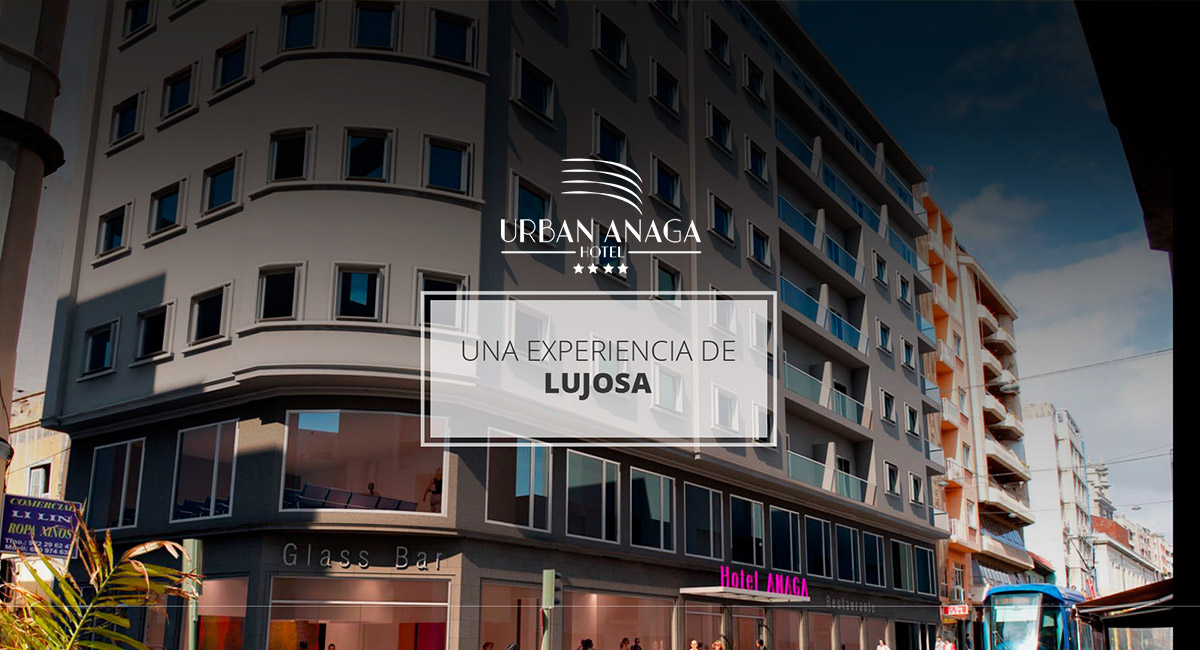 Restaurantes Urban Hotel Anaga